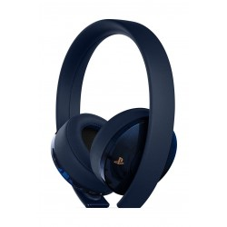 PlayStation Gold Wireless Headset 500 Million Limited Edition - PlayStation 4 1