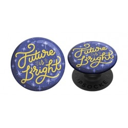 Popsockets Phone Stand and Grip (800963) - Future is Bright BK