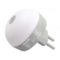 Promate Dual USB Port LED Wall Charger