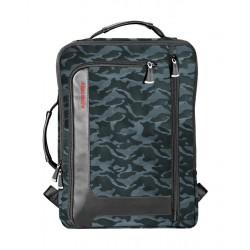 Promate Quest-BP Multi-Uuse Travel Backpack - Camo