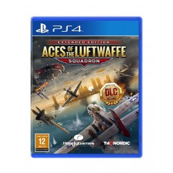 Aces of the Luftwaffe Squadron - PS4 Game