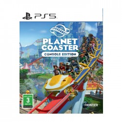Planet Coaster PS5 Game