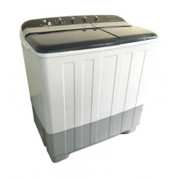 Daewoo 18/10 Kg Twin Tub Washing Machine (DW-T360AS) - White