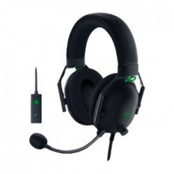 Razer Blackshark V2 Gaming Headset with USB Mic Enhancer in Kuwait | Buy Online – Xcite