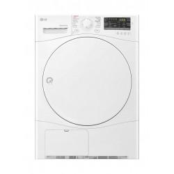 LG 7kg Front Load Dryer - White
