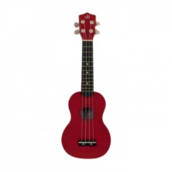 Wansa Acoustic Red Ukulele Ukulele in Kuwait | Buy Online – Xcite