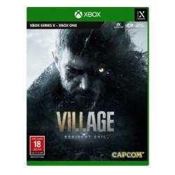 Resident Evil: Village Xbox Series X Game in KSA   Buy Online – Xcite