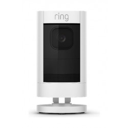 Ring Stick Up Cam Wired - White 2