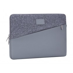 Rivacase 13.3 Sleeve for Ipad & Macbook (7903) - Grey