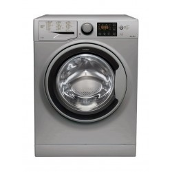Ariston 8Kg 12K Front Load Washing Machine (RSG82SS60H) - Silver