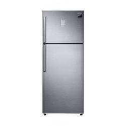 Samsung 18.5 Cubic Feet Top Mount Refrigerator - RT43K6370SLB