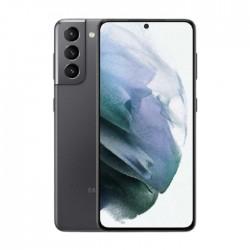 هاتف سامسونج جالاكسي اس 21  (S21) بسعة 128 جيجابايت وتقنية 5 جي - رمادي