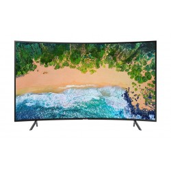 SAMSUNG 65-inch UHD Smart LED Curved TV - UA65NU7300