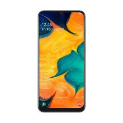 Samsung Galaxy A30 64GB Phone - White