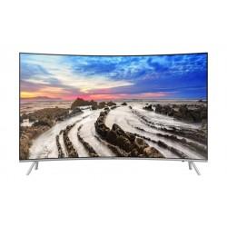 Samsung UA65MU8500RXUM 65-inch 4K Curved Smart TV - Front View