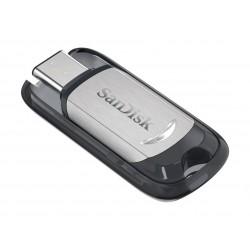 فلاش ذاكرة بمنفذ يو إس بي – سي سعة ١٢٨ جيجابايت من سانديسك (SDCZ450-128G)