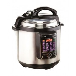 Palson 1000W 6L Rice Cooker (30622) – Silver