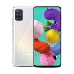 Samsung Galaxy A51 256GB Dual Sim Phone - Silver