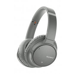 Sony WH-CH700N Noise Cancelling Wireless Bluetooth Headphones - Grey