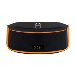 مكبر الصوت إكس سيل اللاسلكي بتقنية البلوتوث – أسود (SP-300)