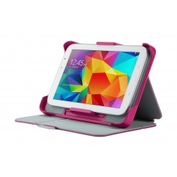 Specks Stylefolio Flex 7-8.5 inch Universal Tablet Case (73250B920) - Pink / Grey