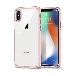 Spigen Ultra Hybrid Crystal Case For iPhone 10  - Rose