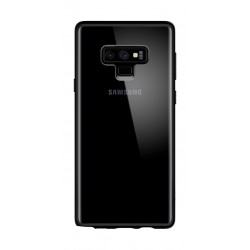 Spigen Galaxy Note 9 Ultra Hybrid Matte Case - Black