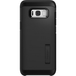 Spigen Tough Armor Case For Samsung Galaxy S8 (571CS21695) - Black