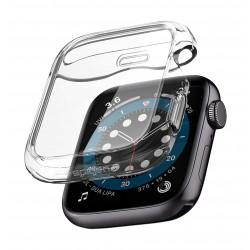 Spigen Ultra Hybrid Apple Watch Series 6/SE/5/4 44mm Case - Crystal Clear
