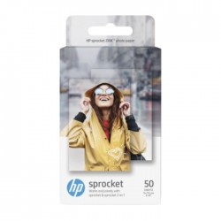 HP Sprocket ZINK Sticky-backed Photo Paper in KSA | Buy Online – Xcite