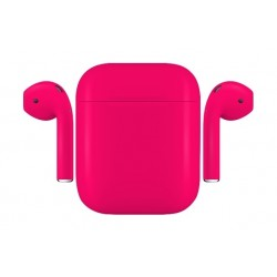 Switch Special Edition Apple Painted Airpod - Neon Bubble Gum