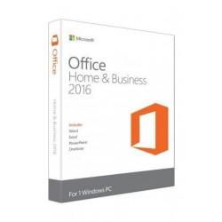 برنامج مايكروسوفت أوفيس هوم آند بيزنس ٢٠١٦ لأجهزة الويندوز ـ لغة إنجليزية (T5D-02841)