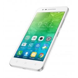هاتف لينوفو تايدو الخامس – سعة ٨ جيجابايت – ٨ ميجابكسل - ٤ جي إل تي إي - ٥ بوصة – يدعم خطين – أبيض