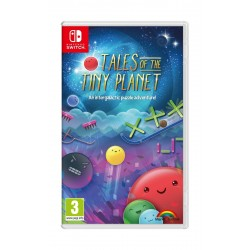 Tales of the Tiny Planet - Nintendo Switch Game