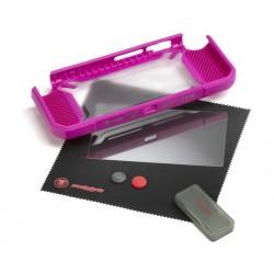 حزمة أدوات نينتيندو سويتش القوية  - وردي