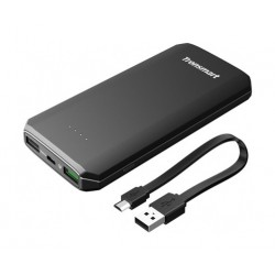 Tronsmart Edge 10000mAh Power Bank - Black