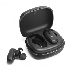 Promate TrueBlue 3 Deep Bass In-Ear Wireless Stereo Earpods - Black