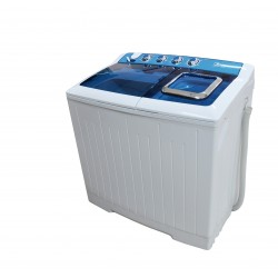 Midea 10Kg/4.5Kg Twintub Washing Machine (TW100AD) - White