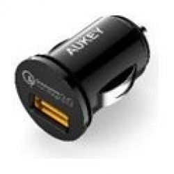 Aukey Micro-USB 18W Car Charger