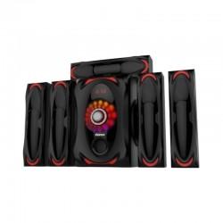 Wansa 5.1Ch 130W FM USB Mini Multimedia System (TK-903)