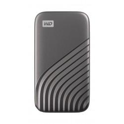 WD My Passport  1TB SSD Hard Drive - Space Grey