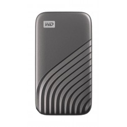WD My Passport  2TB SSD Hard Drive - Space Grey