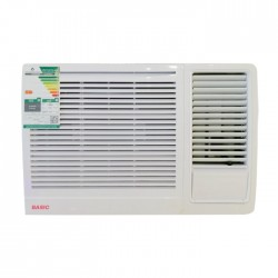 Basic 17800 BTU Heating and Cooling Window AC (BWAC-G18H5)