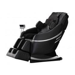كرسي تدليك الجسم بالكامل بتقنية ثلاثية الأبعاد من ونسا - أسود (WM-4001)