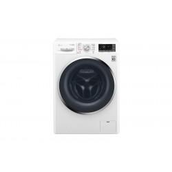 LG 8KG Washer 5KG Dryer Front Load Washing Machine (WSC0805WHN) - White