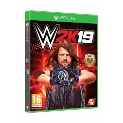 WWE 2K19 - Xbox One Game