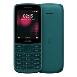 هاتف نوكيا 215 بسعة 128 ميجابكسل - أخضر