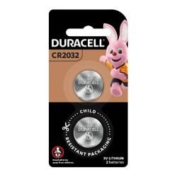 Duracell Lithium Coin Battery 2032 - 2pcs