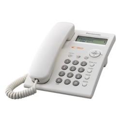 هاتف سلكي من باناسونك (KX-TSC11FXW) - أبيض