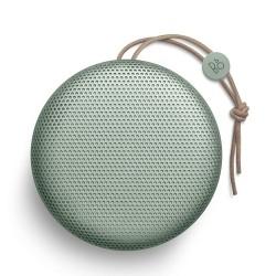 مكبر الصوت اللاسلكي المحمول اى١ بتقنية البلوتوث من بانغ آند أولفسن بلاي – أخضر فاتح